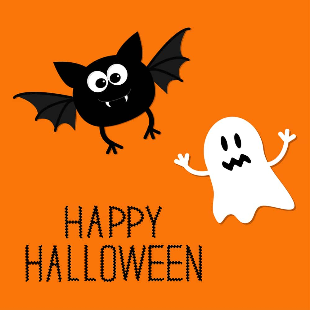 Terrific cute halloween vector photographs